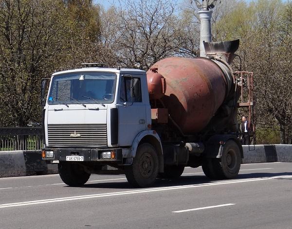 Цена нового и подержанного «МАЗ-5337»