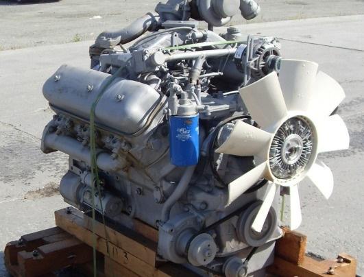 Двигатель «МАЗ-5337»
