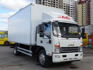 JAC N120 Отзывы владельцев