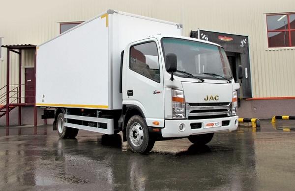 JAC N75: отзывы владельцев-01