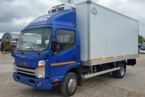 JAC N75: отзывы владельцев