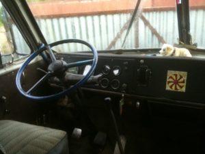 Кабина самосвала «МАЗ-5549»
