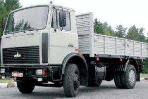 МАЗ-5337: технические характеристики