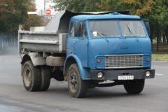 МАЗ 5549: технические характеристики