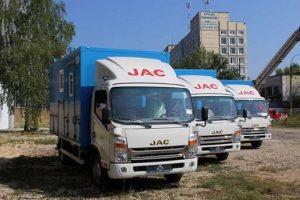 О технических характеристиках «JAC N75»