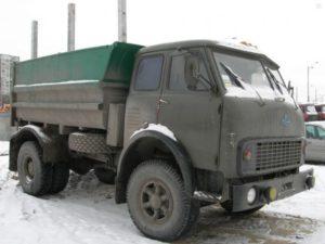 Отзывы о самосвале «МАЗ-5549»