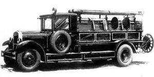 Пожарная машина ЗИС-11 (ПМЗ-1)
