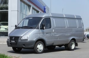 ГАЗ-2705: технические характеристики