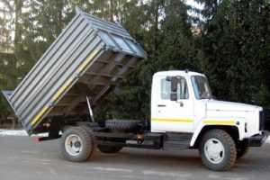 ГАЗ-САЗ 3507: технические характеристики