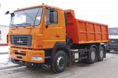 МАЗ-6501: технические характеристики