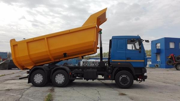 Отзывы владельцев и водителей «МАЗ-6501»-01