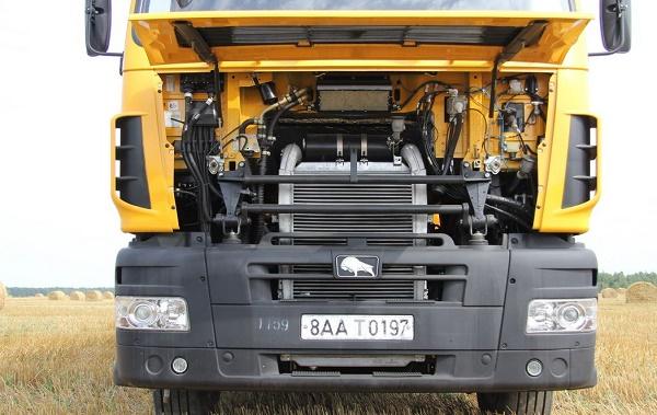 Отзывы владельцев и водителей «МАЗ-6501»
