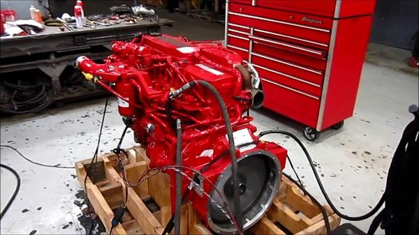 Двигатели КамАЗ-53605-01