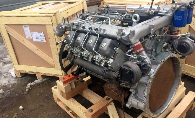 Двигатели КамАЗ-53605