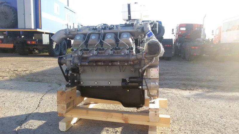 Двигатели КамАЗ-65225