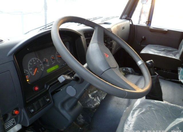 Кабина «КамАЗ-43253»