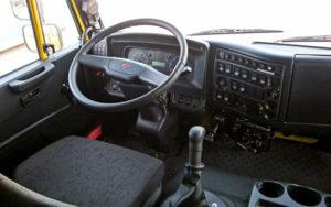 Кабины КамАЗ-65225
