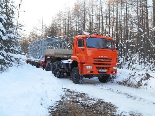 КамАЗ-65225: технические характеристики-01