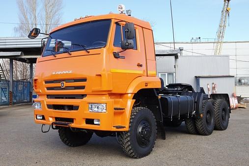 Отзывы водителей и владельцев КамАЗ-65225-01