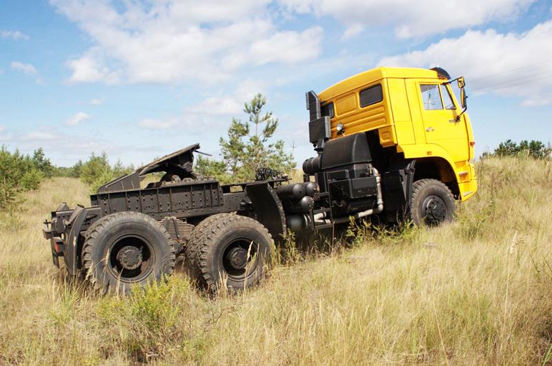 Отзывы водителей и владельцев КамАЗ-65225