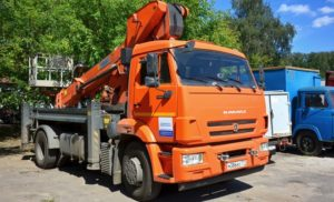 Стоимость грузовика «КамАЗ-43253» в 2018 году