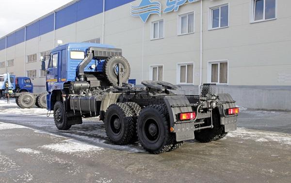 Стоимость КамАЗ-65225