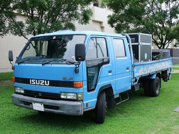 Четвёртое поколение Изудзу Эльф (годы выпуска: 1984-1993)