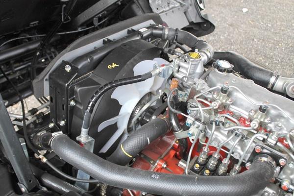 Двигатель HINO 300-01