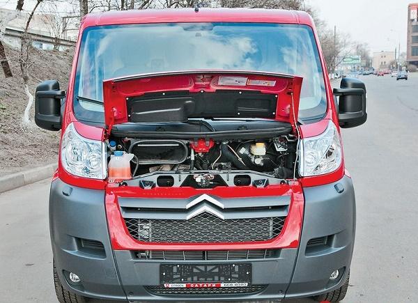 Двигатель Ситроен Джампер