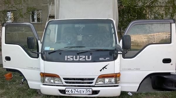 Isuzu Elf пятого поколения (годы выпуска: 1993-2006)