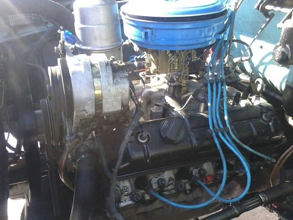 Двигатели ГАЗ-3307