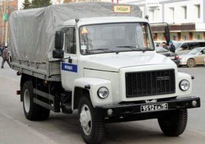 Модификации ГАЗ-3307