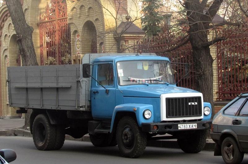 Отзывы об автомобиле ГАЗ-3307-01