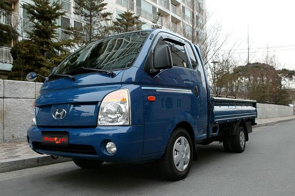 Hyundai Porter 2: отличия от предшественника