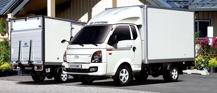 Hyundai Porter 2: технические характеристики-01