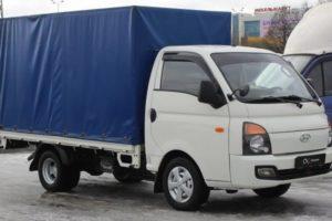 Hyundai Porter 2: технические характеристики