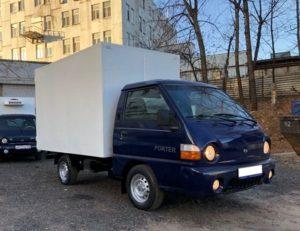 Hyundai Porter: технические характеристики-01