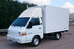 Hyundai Porter: технические характеристики