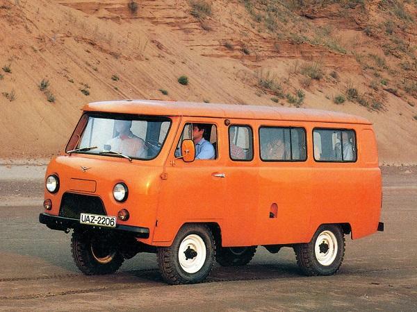 Подвеска УАЗ-220695-04