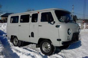 УАЗ-220695-04: технические характеристики