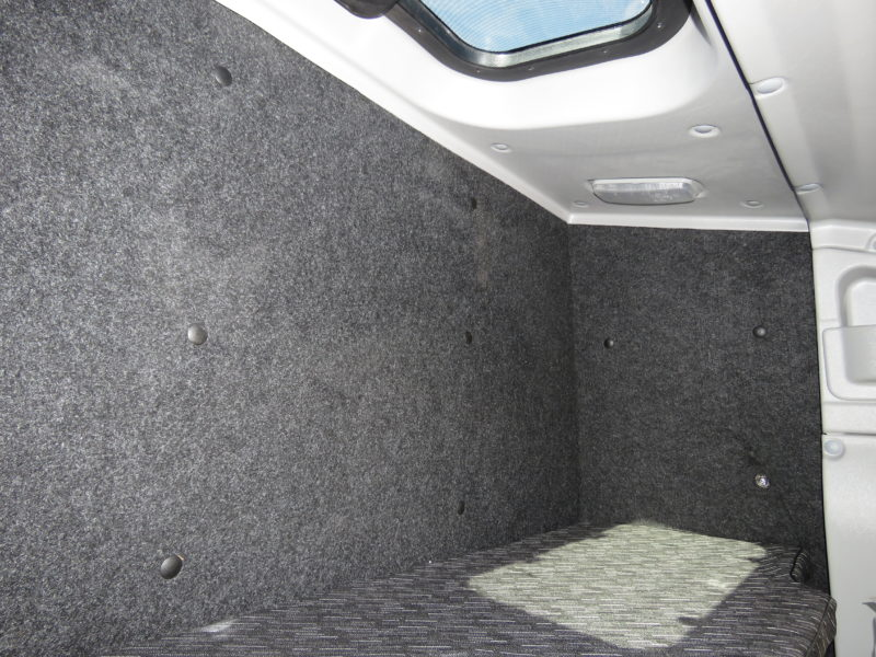 Внутренние плоские поверхности спальника «Чайка-Сервис» отделаны стойким материалом полидрев.