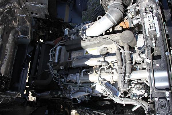 Двигатели и трансмиссия Isuzu Giga