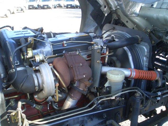Двигатели Изудзу Форвард-01