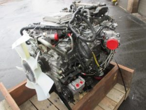 Двигатели Изудзу Форвард
