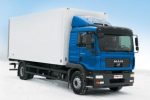 MAN TGM 18.240: технические характеристики