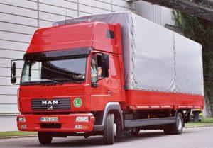 Специализация семейства TGM и модели MAN TGM 18.240