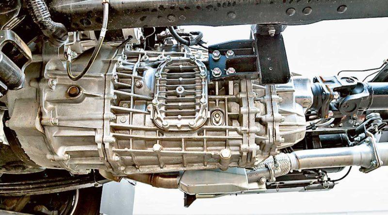 Трансмиссия Isuzu Forward. Тормозная система
