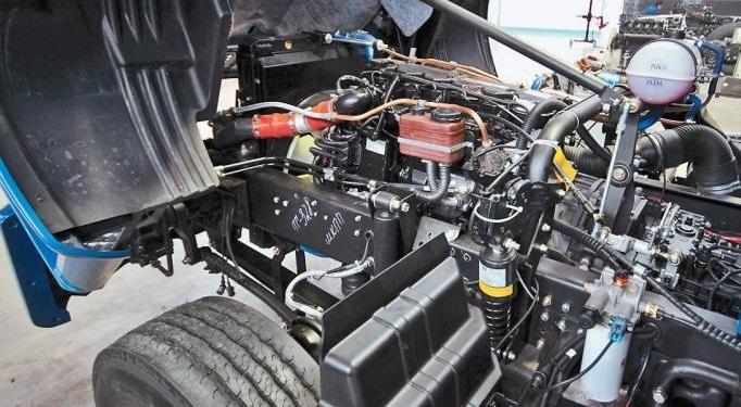 Двигатели КамАЗ-65117