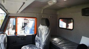 Кабина КамАЗ-43502