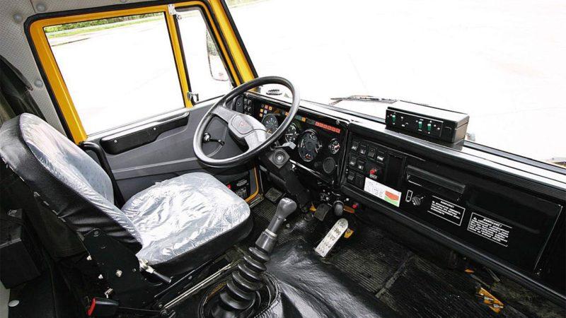 Кабина КамАЗ-6540
